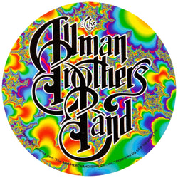 Allman Brothers - Circle  Decal