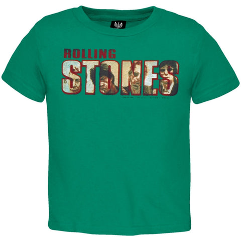 Rolling Stones - Photo Logo Toddler T-Shirt