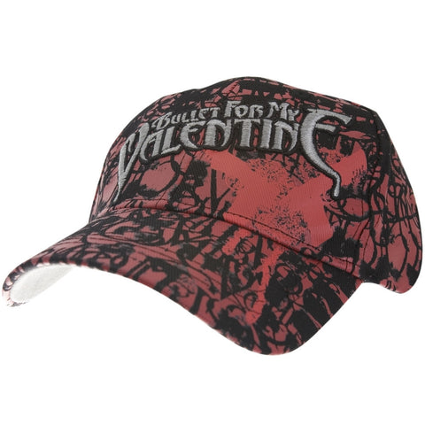 Bullet For My Valentine - Pistol Spray Flex-Fit Cap