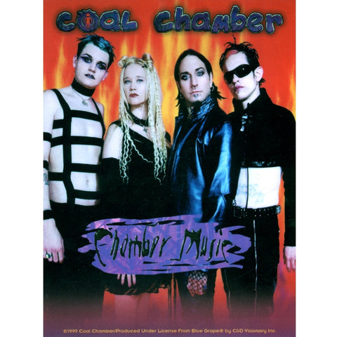 Coal Chamber - Music Group Shot Decal