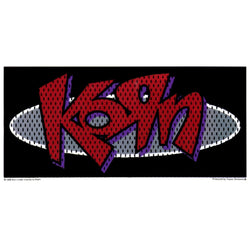 Korn - Spotted Logo Decal