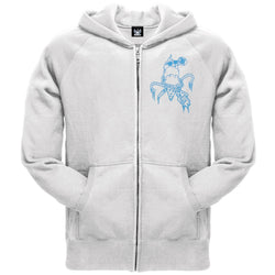 A Day To Remember - Ice Cream Bling Zip Hoodie
