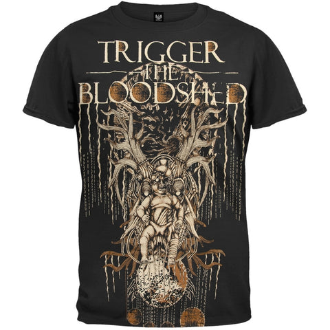 Trigger The Bloodshed - Deer Baby T-Shirt