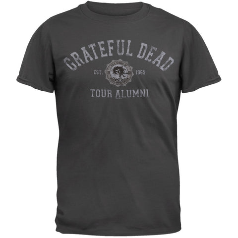 Grateful Dead - Tour Alumni Grey T-Shirt