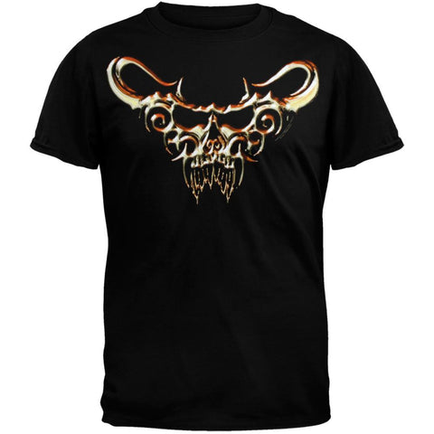 Danzig - Chrome Skull T-Shirt