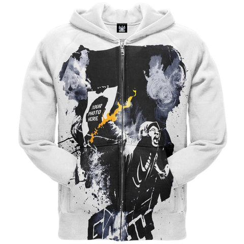 Green Day - Scream Zip Hoodie