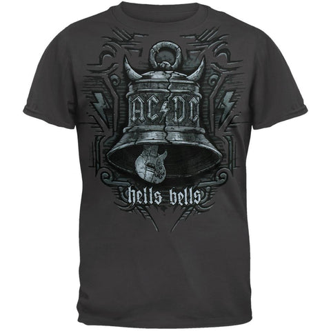 AC/DC - Big Bells Soft T-Shirt