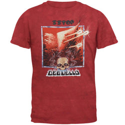 ZZ Top - Deguello Tie Dye T-Shirt