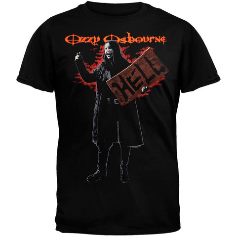 Ozzy Osbourne - Road To Nowhere T-Shirt