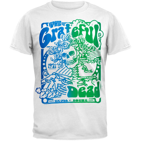 Grateful Dead - Live Poster Soft T-Shirt