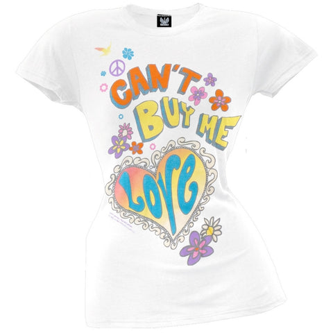 The Beatles - Can't Buy Me Love Juniors T-Shirt