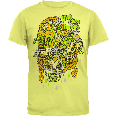 Gym Class Heroes - Day Of The Dead Soft T-Shirt