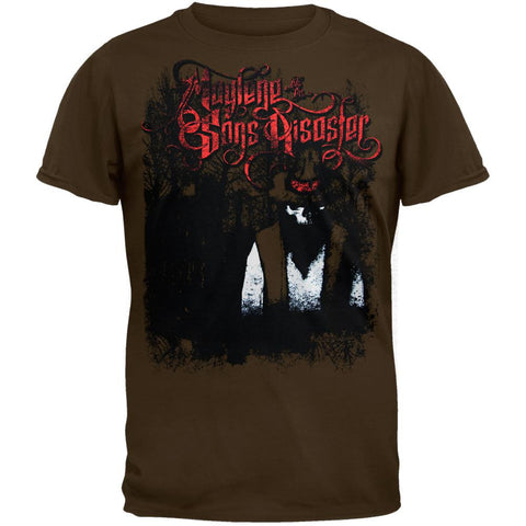 Maylene & The Sons Of Disaster - Ghost Cowboy T-Shirt