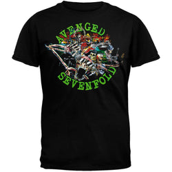 Avenged Sevenfold - Live Diamonds T-Shirt