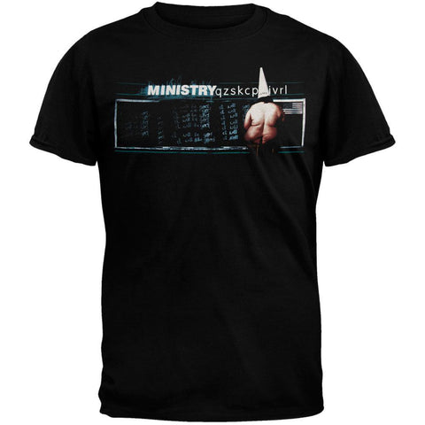 Ministry - Crack Of Dawn T-Shirt