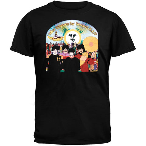 The Beatles - Yellow Submarine Liverpool T-Shirt