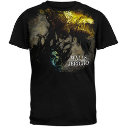 Walls Of Jericho - Eagle T-Shirt