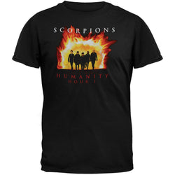 Scorpions - Flame Guys Tour T-Shirt