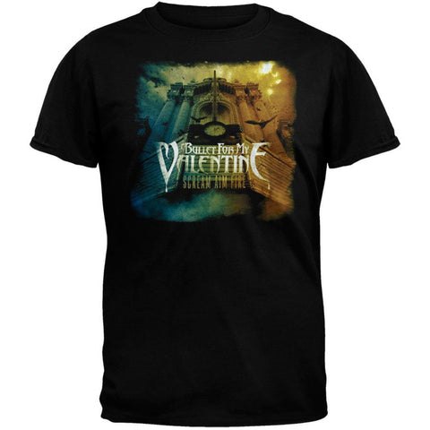 Bullet For My Valentine - Scream Tour 08 T-Shirt