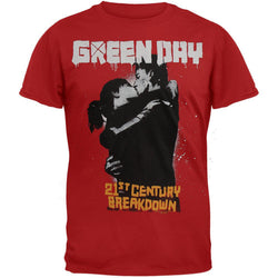 Green Day - Kiss 09 Tour T-Shirt