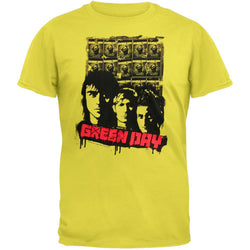 Green Day - Poster 09 Tour T-Shirt
