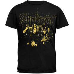 Slipknot - Yellow Duotone T-Shirt