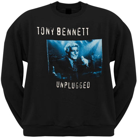 Tony Bennet - Unplugged Crew Neck Sweatshirt