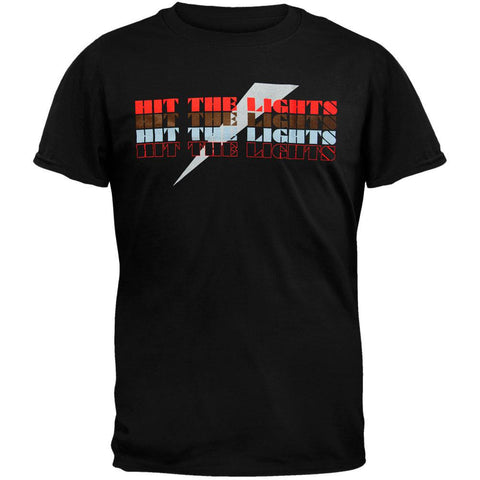 Hit The Lights - Lazer T-Shirt