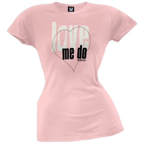 The Beatles - Love Me Do Juniors T-Shirt