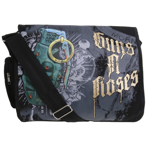 Guns N Roses - Grenade Messenger Bag
