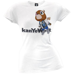 Kanye West - Flying Bear Juniors T-Shirt