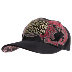 Killswitch Engage - Dragon Crest Fitted Cap