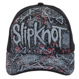Slipknot - Star Pattern Flex-Fitted Cap