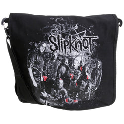Slipknot - Splatter Messenger Bag