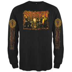 Slipknot - Room Group Long Sleeve T-Shirt