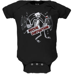 Social Distortion - Skelly Disc Baby One Piece