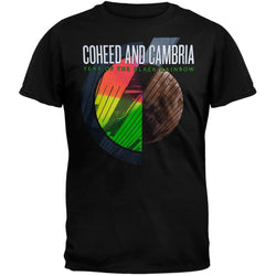 Coheed & Cambria - Black Rainbow Soft T-Shirt