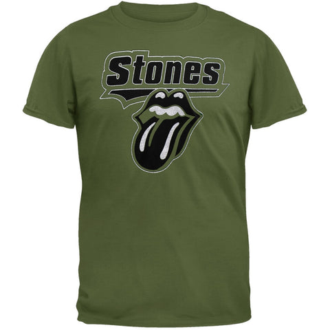 Rolling Stones - Tongue Green T-Shirt