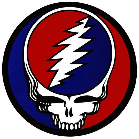 Grateful Dead - Steal Your Face Decal