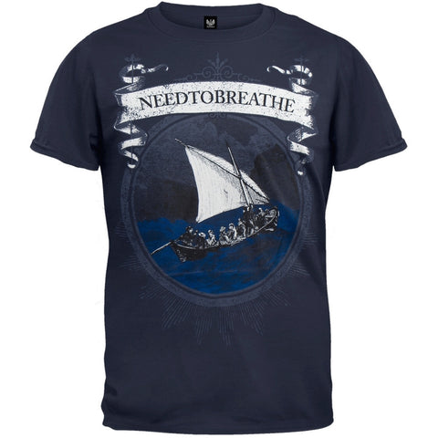 Needtobreathe - Ship Soft T-Shirt