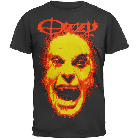 Ozzy Osbourne - Diary Of A Mad Man Soft T-Shirt