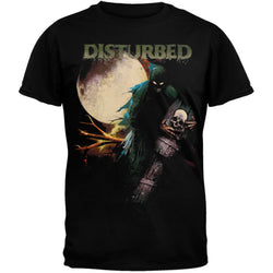 Disturbed - Creepin Coffin T-Shirt