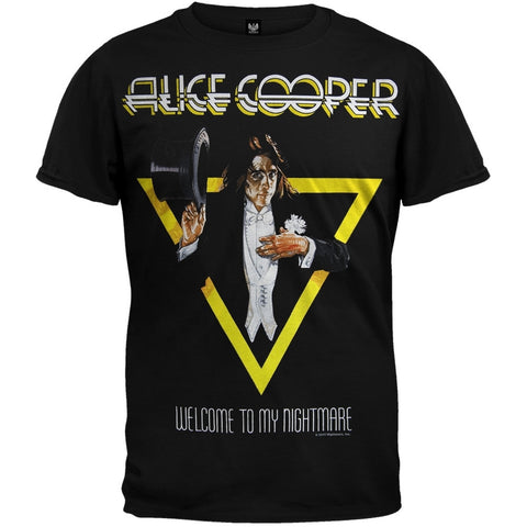 Alice Cooper - Welcome To My Nightmare T-Shirt