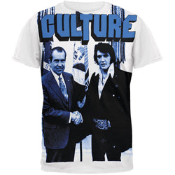 Elvis Presley - Nixon Subway T-Shirt