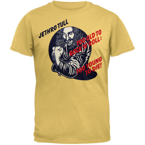 Jethro Tull - Too Young To Die T-Shirt