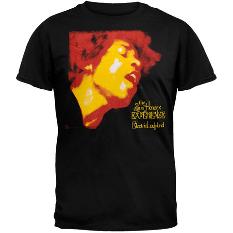 Jimi Hendrix - Electric Ladyland T-Shirt