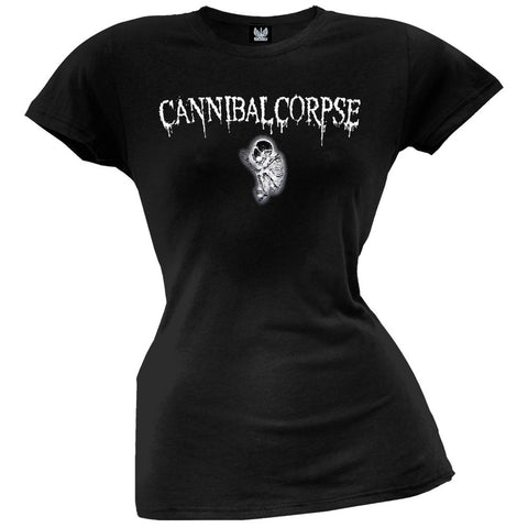 Cannibal Corpse - Fetus Logo Juniors T-Shirt