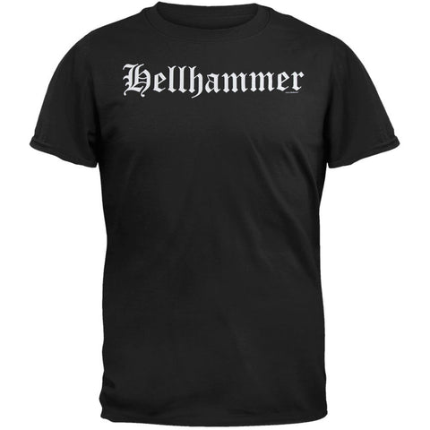 Hellhammer - Old English Logo T-Shirt