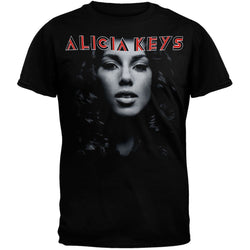 Alicia Keys - As I Am Album Cover Adult T-Shirt