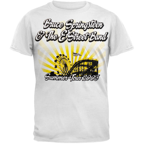 Bruce Springsteen - Carousel Giants Stadium 03 Tour T-Shirt